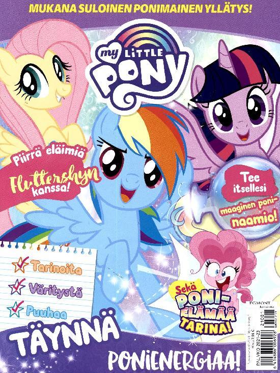 Suosikkisarjat 01 - 2021 My Little Pony