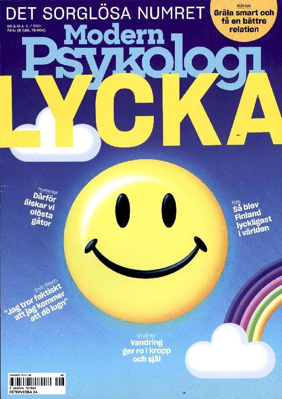 Modern Psykologi