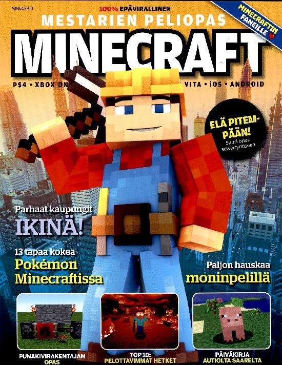Minecraft Peliopas 1/2021
