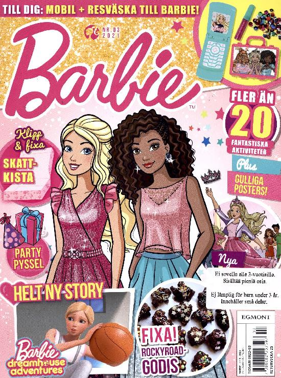 Barbie (Swe)