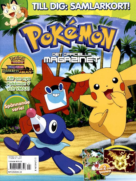 Pokemon (Swe)