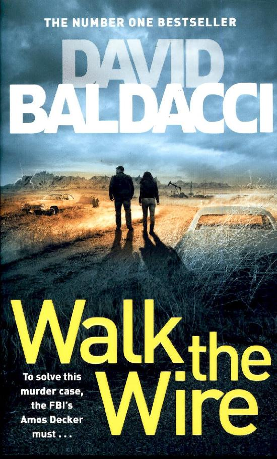 Baldacci, David: Walk the Wire