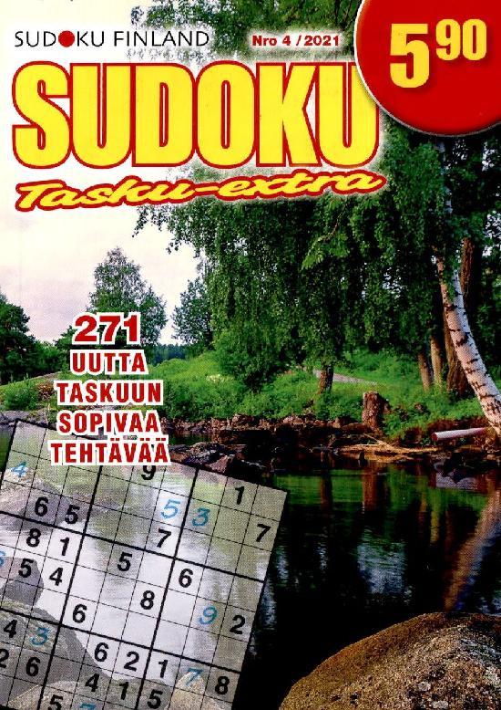 Sudoku Tasku-Extra Nro 4/2021