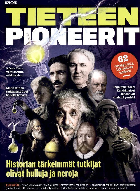 Explore TIETEEN PIONEERIT 2021