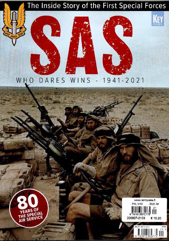 Military History Bookazines (Key Publishing) 2103