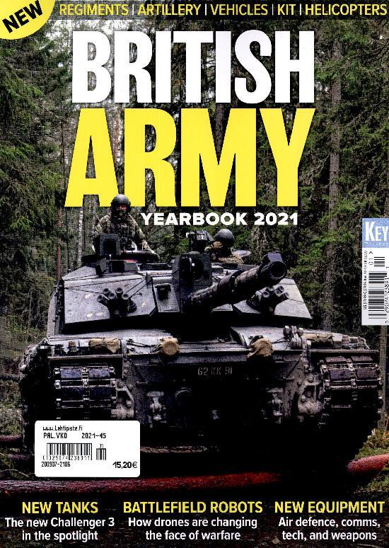 Military History Bookazines (Key Publishing) 2106