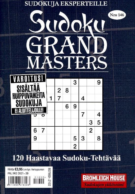 Sudoku Grand Masters