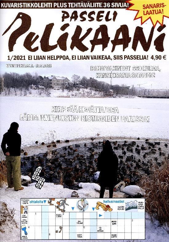 Passeli Pelikaani