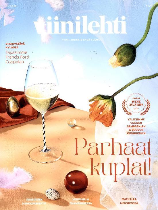 Viinilehti