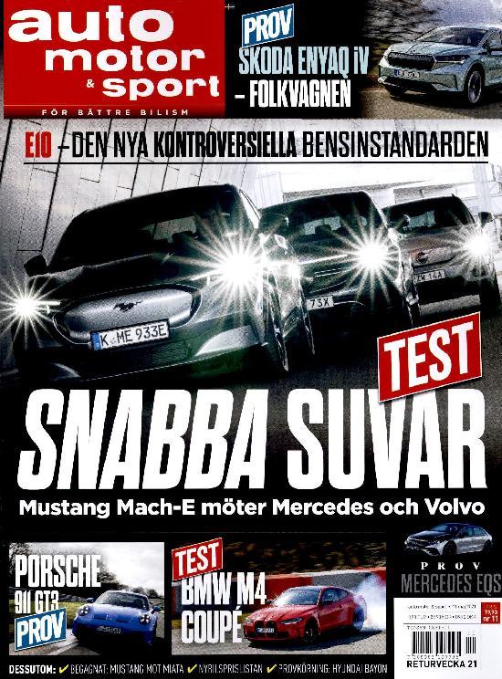 Auto Motor & Sport (Swe)