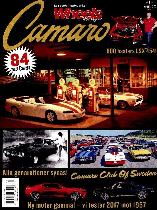 Wheels Special 2021 CAMARO