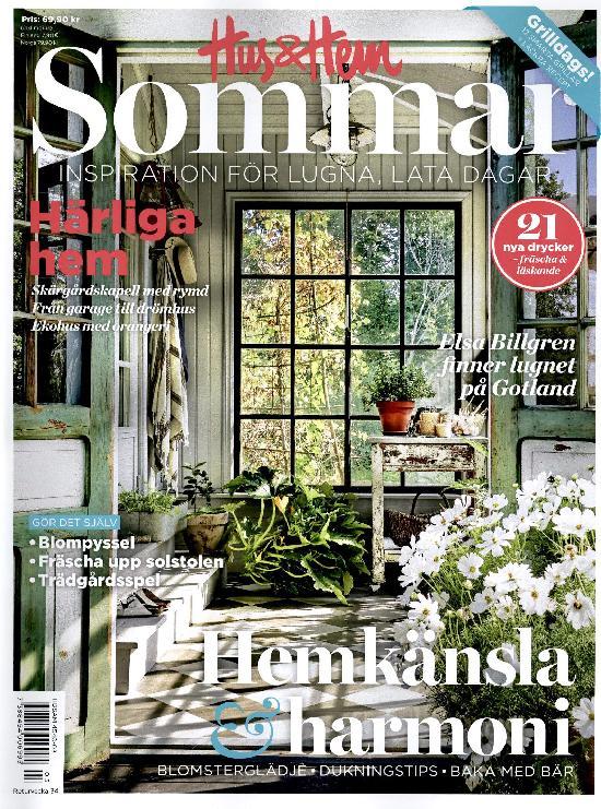 Hus & Hem SPECIAL 2021 Sommar