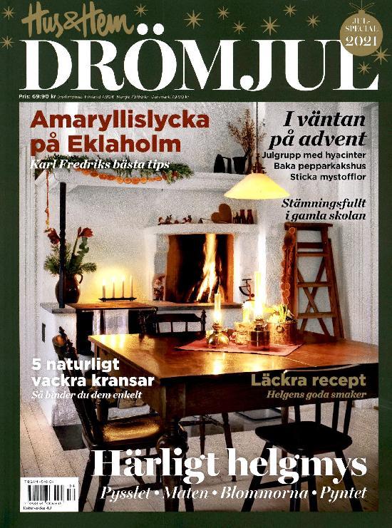 Hus & Hem Julspecial 2021 DRÖMJUL