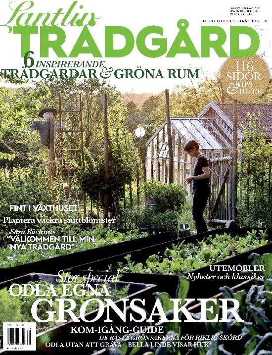 Lantliv Trädgård 1/2021 Specialtidning