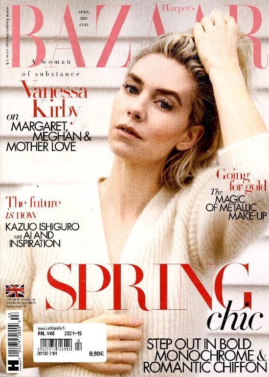 Harper's Bazaar (Eng/UK)