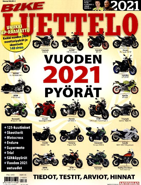 Bike Luettelo