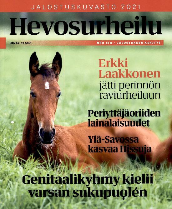 Hevosurheilu Erik.no NRO 16 B