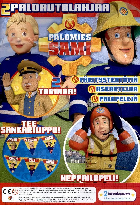 Palomies Sami