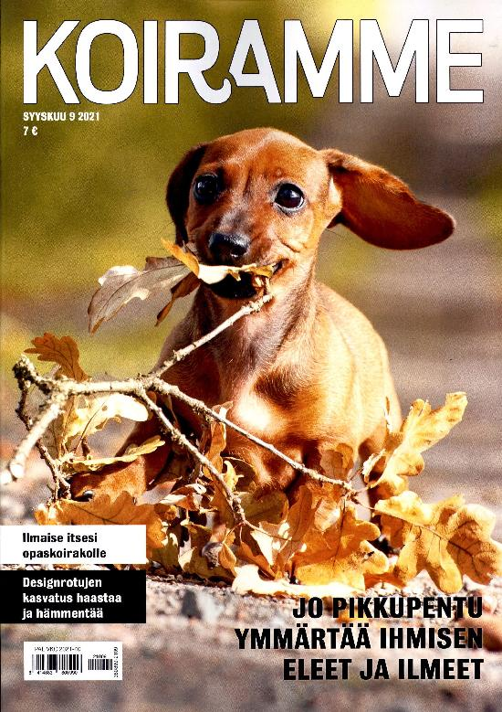 Koiramme SYYSKUU 9 2021