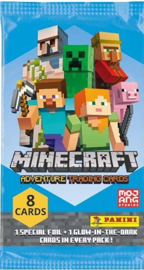 Minecraft-keräilykortit