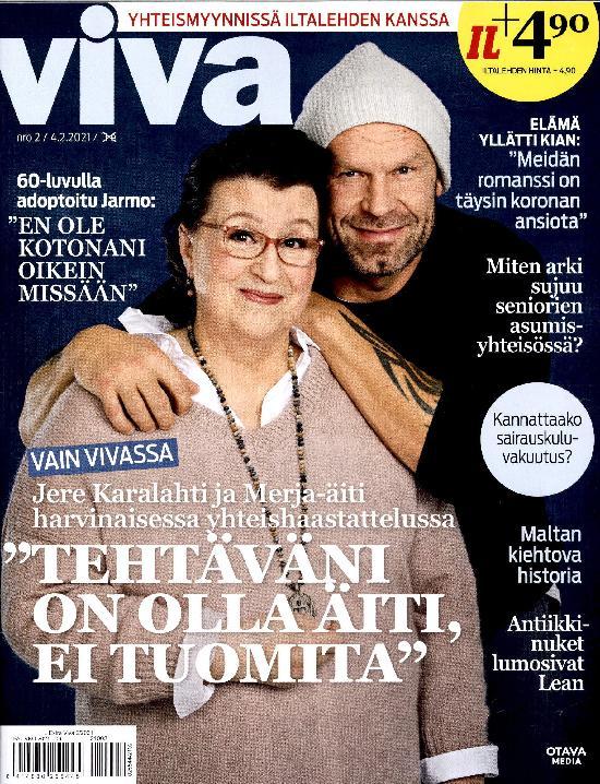 Iltalehti Extra Viva 2/2020