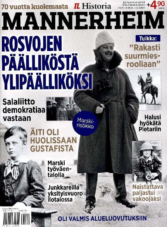 Iltalehti Teema Historia Mannerheim