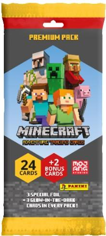 Minecraft Fat pack ( kortit)