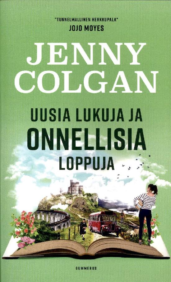 Colgan, Jenny: Uusia lukuja ja onnellisia loppuja