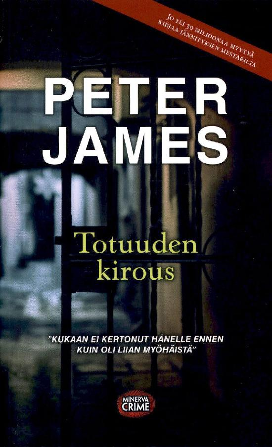 James, Peter: Totuuden kirous