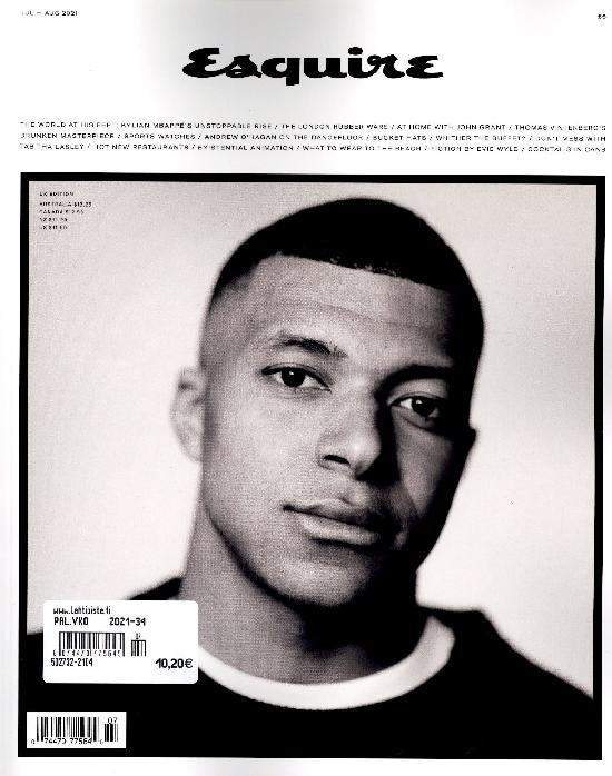 Esquire (Eng/UK)