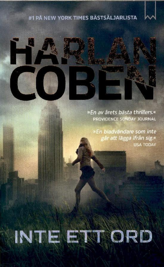 Coben, Harlan: Inte ett ord