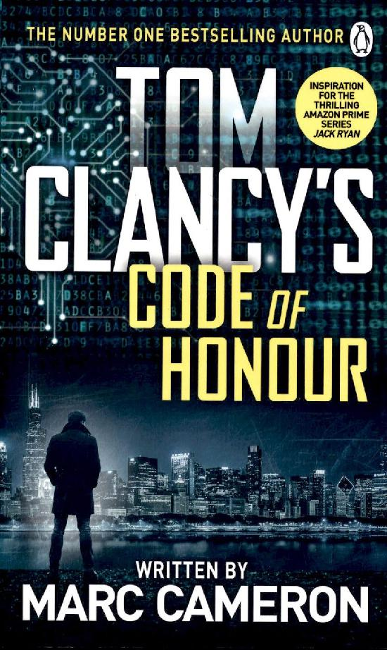 Cameron, Marc: Tom Clancy's Code of Honour