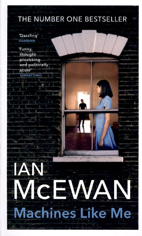 McEwan, Ian: Machines Like Me