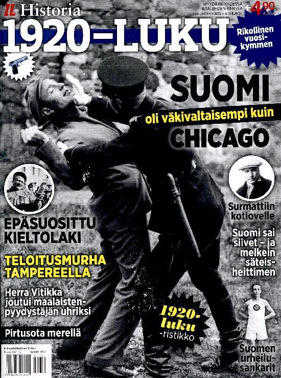 Iltalehti Teema Historia Rikollinen 1920-luku