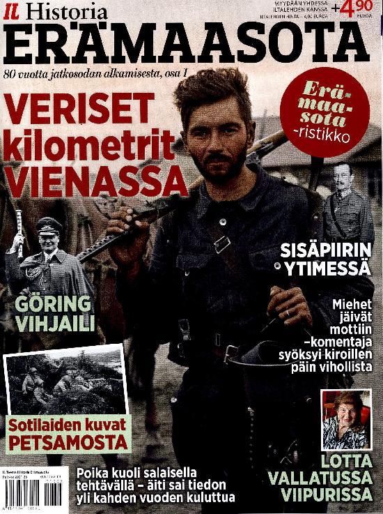 Iltalehti Teema Historia Erämaasota