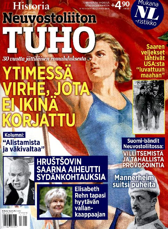 Iltalehti Teema Historia Neuvostoliiton tuho