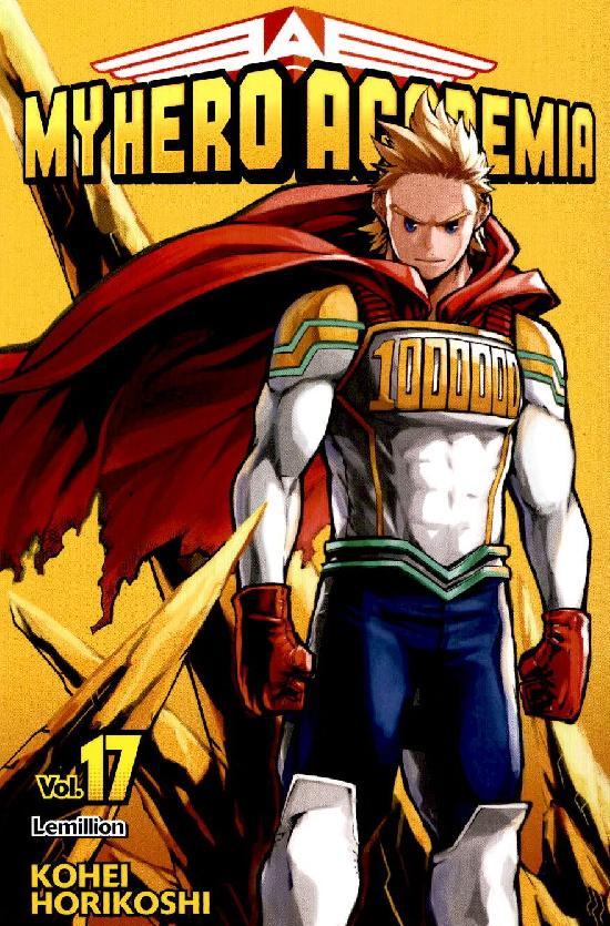 My Hero Academia (Sarjakuvakirja) 2104