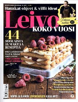 Perinneruokaa Prkl: Leivo Koko Vuosi