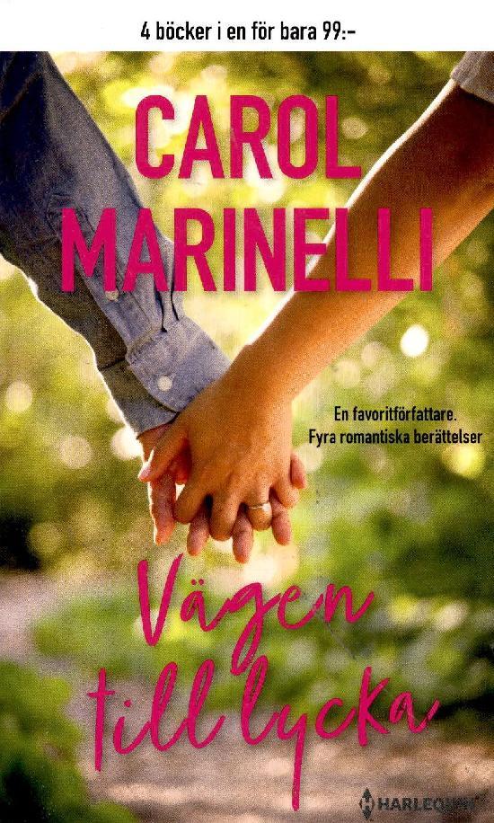 Harlequin Romantik Antologi Vägen till lycka