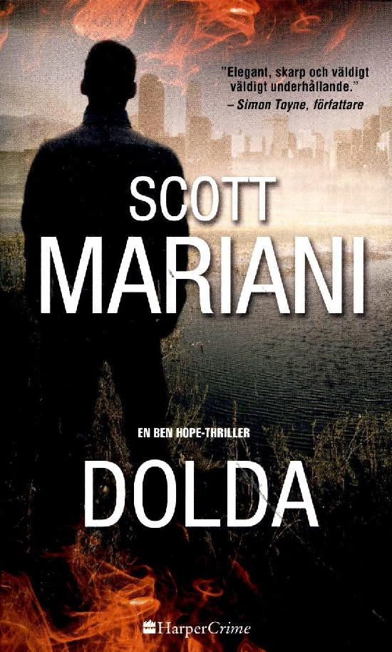 Harlequin Harper Crime (Swe) Mariani, Scott: Dolda