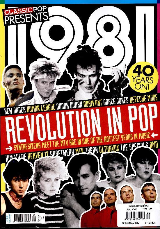 Classic Pop Presents