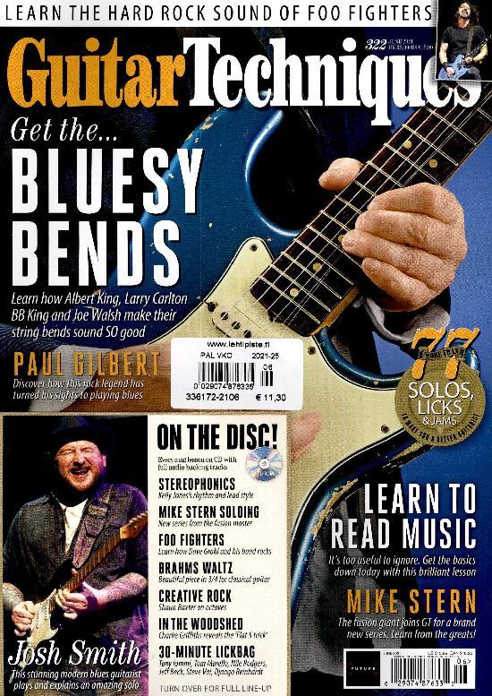 Guitar Techniques