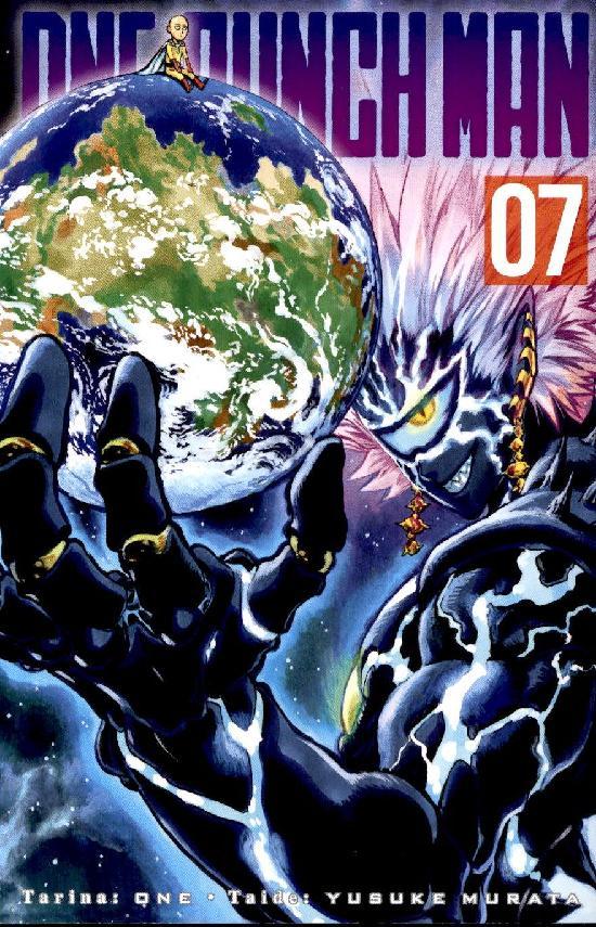 One-Punch Man Osa: 7/20 2021
