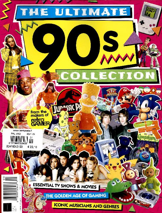 The Ultimate 90s Collection