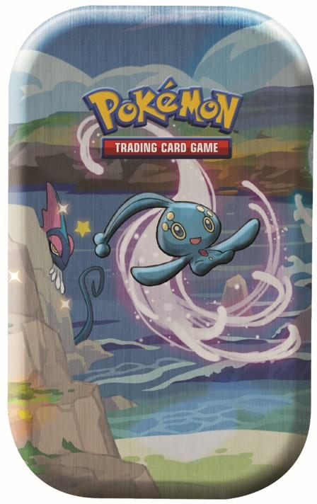 Pokemon Mini Tin Shining Fates 2021