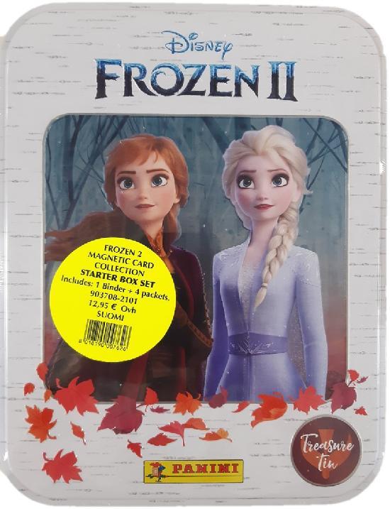 Disney Frozen 2 Magnetic aloituspakkaus (kortit)