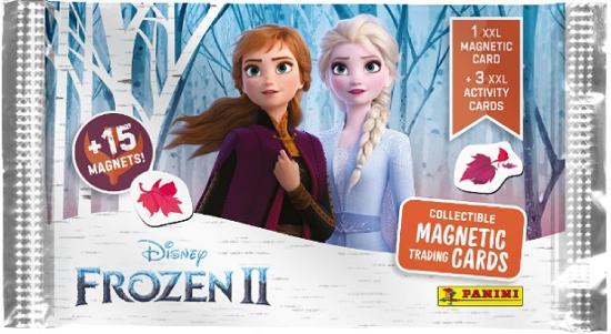 Disney Frozen 2 Magnetic -keräilykortit