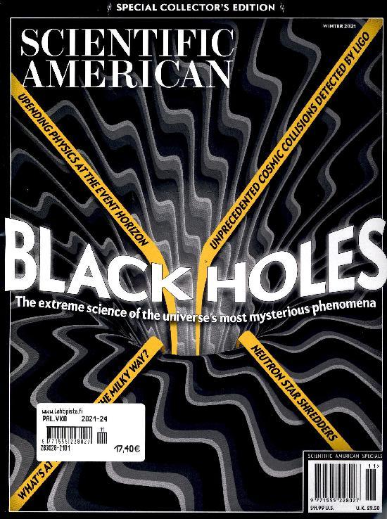 Scientific American Bookazine 2101