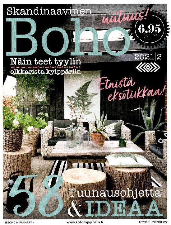 Sesongin Parhaat Skandinaavinen Boho 2021|2