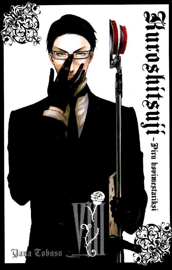 Kuroshitsuji - Piru hovimestariksi -sarjakuvakirja 8